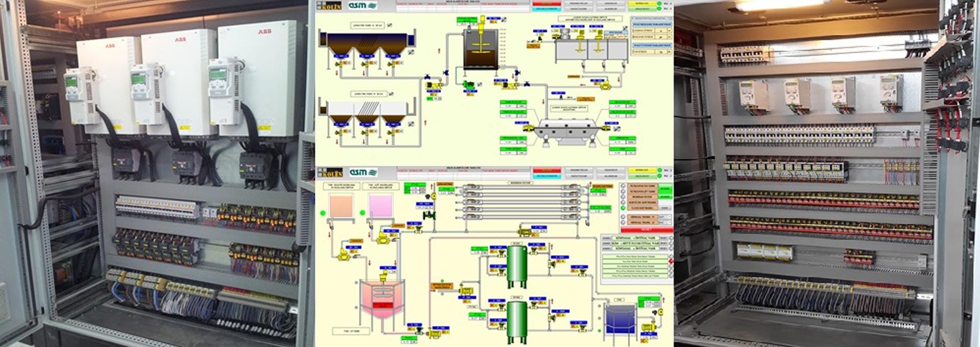 PLC, Otomasyon Scada ve Pano İmalatı
