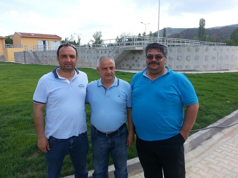Nallıhan (Ankara) Atıksu Arıtma Tesisi Tamamlandı