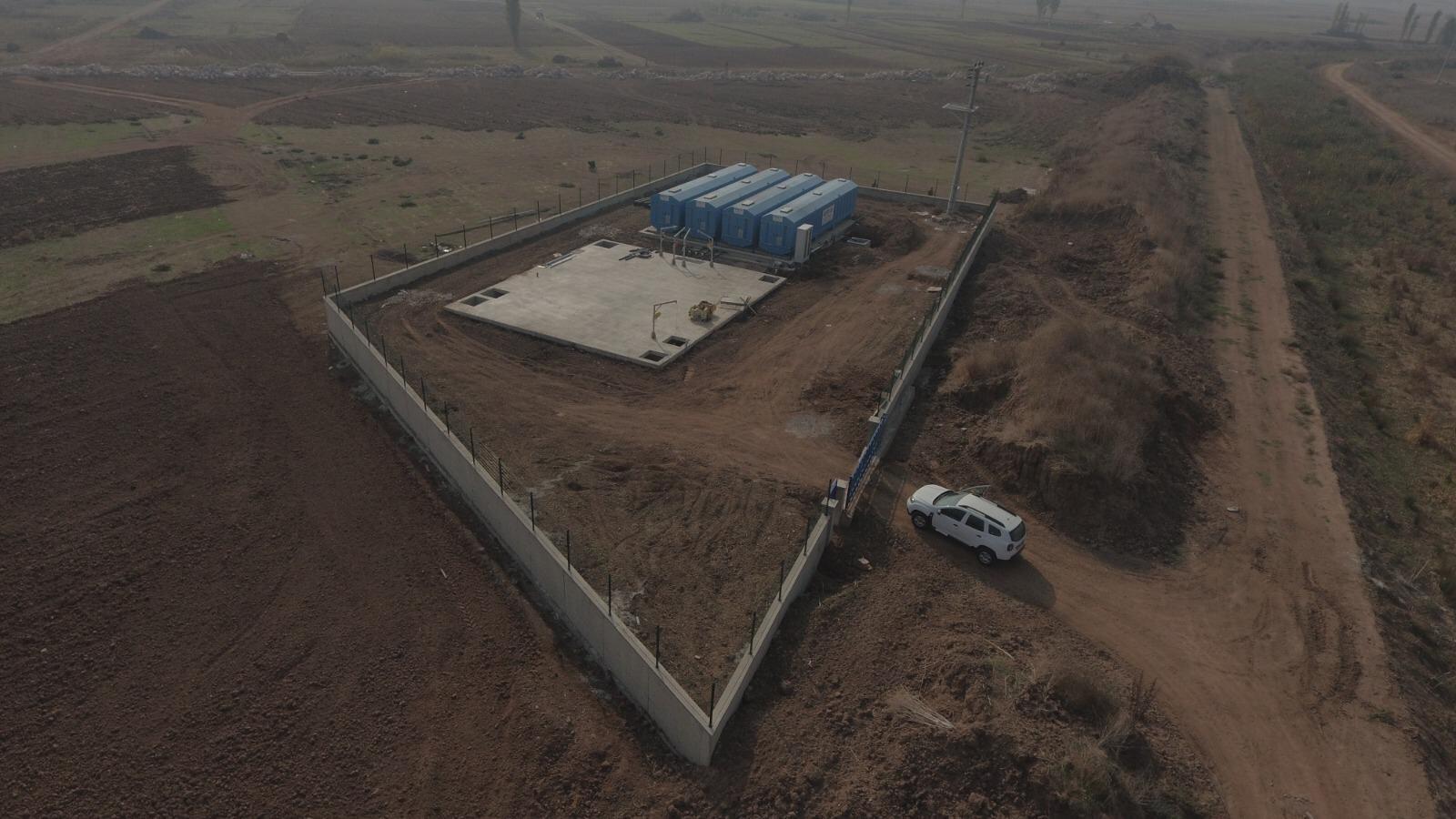 İvrindi İlçesi Gökçeyazı Mahallesi İçme Suyu , Kanalizasyon ve Atıksu Arıtma İnşaatı Yapımı İşi