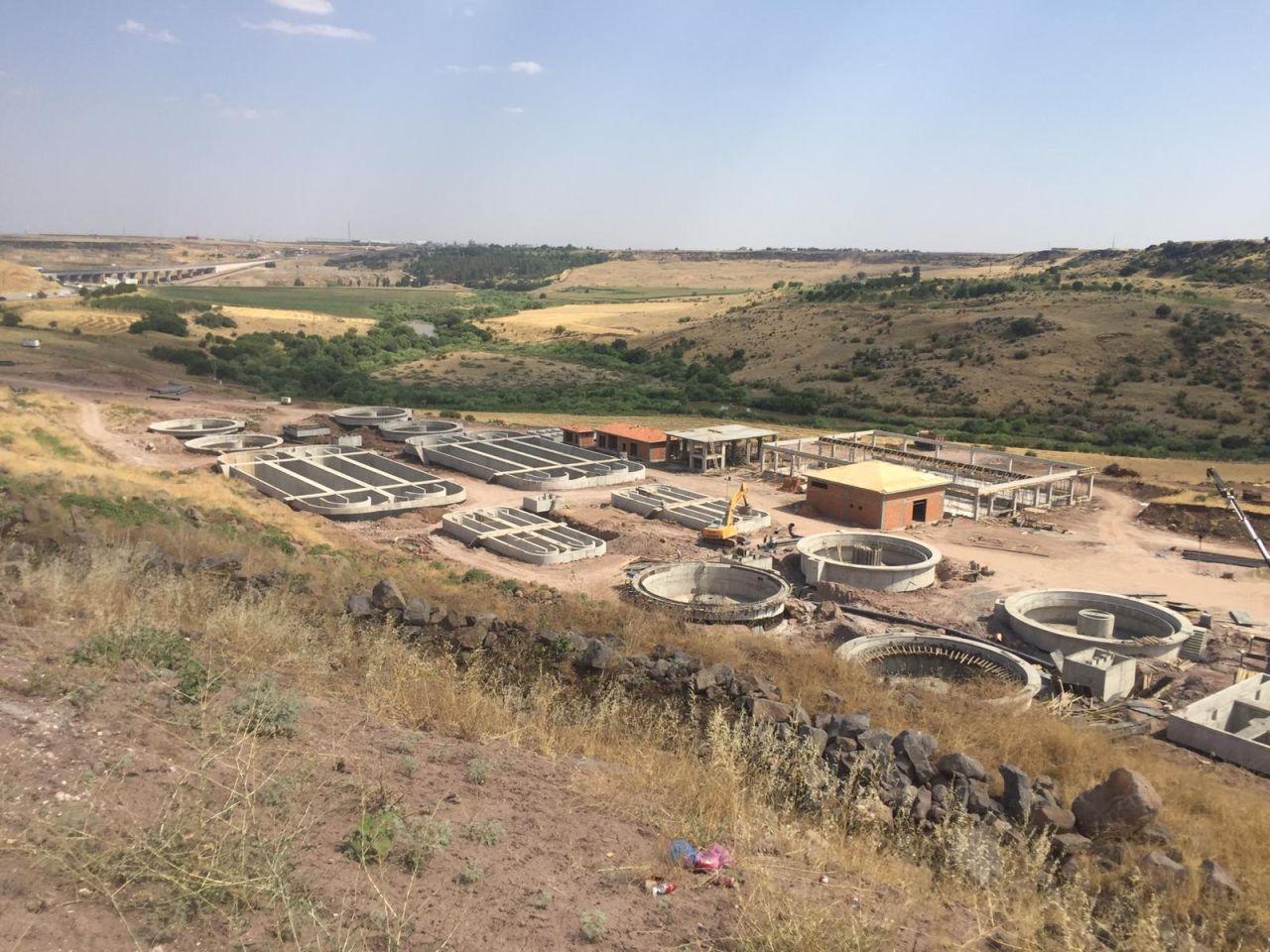 Diyarbakır Organize Sanayi Bölgesi Atıksu Arıtma Tesisi