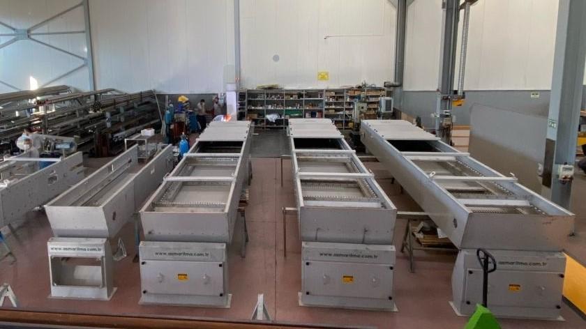 Bolu Atıksu Arıtma Tesisinin Mekanik Izgaraları Tamamlanmış Olup Kontrolleri Devam Etmektedir.