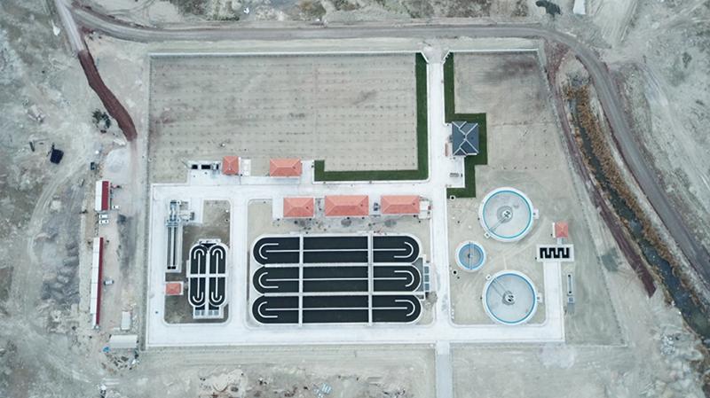 Karapınar (Konya) Atıksu Arıtma Tesisi
