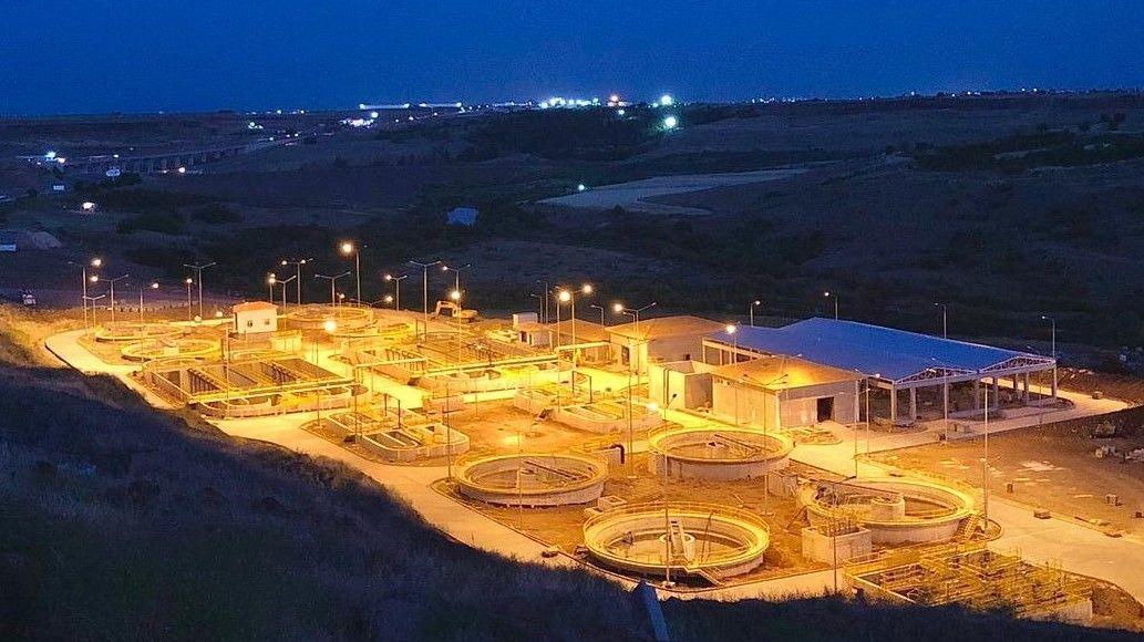 Diyarbakır OSB Evsel ve Kimyasal Atık Su Arıtma Tesisi