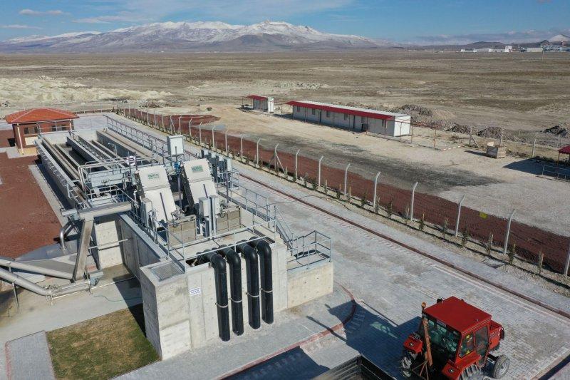Konya Karapınar Atıksu Arıtma Tesisinin devreye alma ve test işlemleri başarılı bir şekilde tamamlanmıştır.